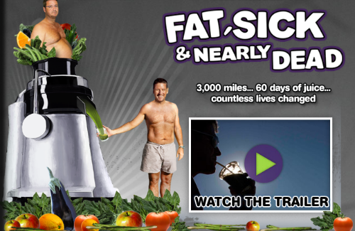 Fat, Sick, and Nearly Dead…and Other Streaming Health Videos