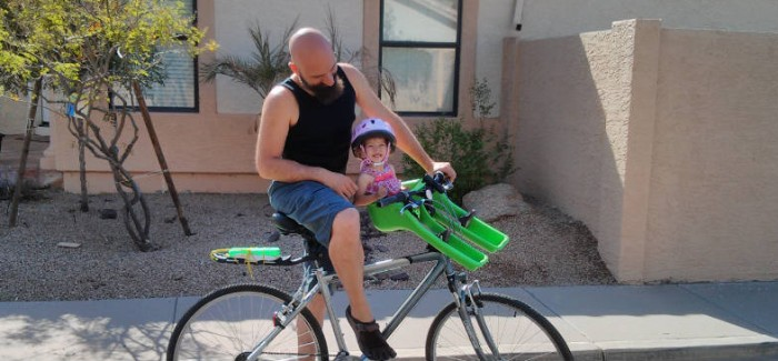 Review Child Bike Seat Ibert Safe T Seat Humans Are