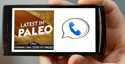 Latest in Paleo Voicemail