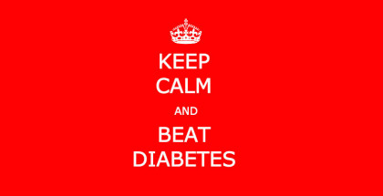 Keep Calm and Beat Diabetes