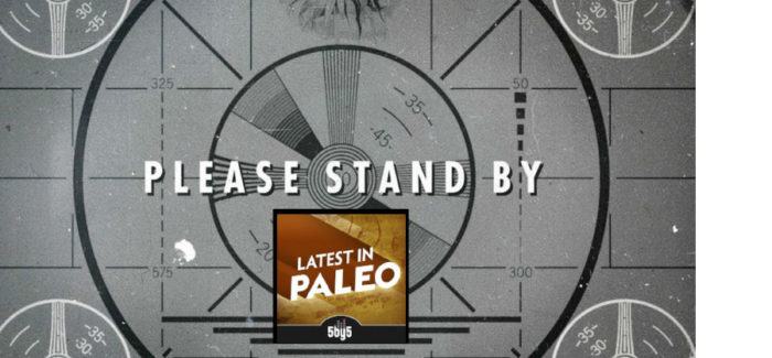 Latest in Paleo On Hiatus, New Projects Underway